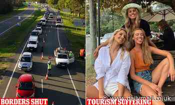 New South Wales demands other states open their borders