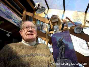 Obituary: Frederick (Tex) Dawson was an architect who reinvented himself as an illustrator, painter and playwright