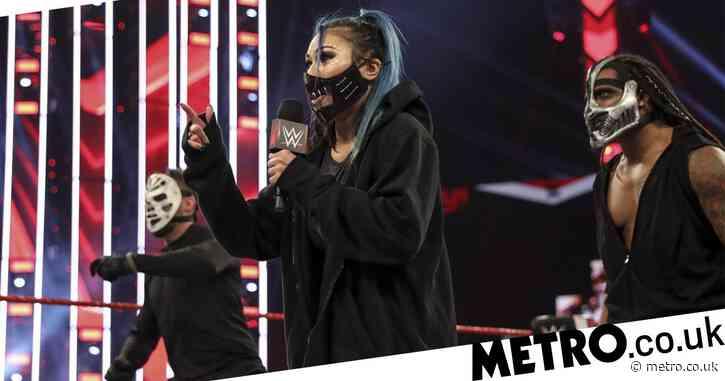 WWE Retribution unmasked: Superstars behind T-Bar, Slapjack, Reckoning and Mace