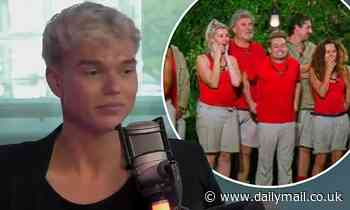Jack Vidgen reveals the one I'm A Celebrity co-star he's happy to never speak to again