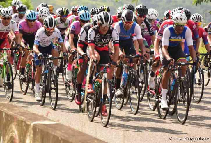 El campeón Roniel Campos gana segunda etapa de la Vuelta al Táchira y toma el liderato
