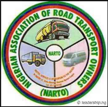 NARTO: No Crisis In Potiskum Unit - Yobe Branch - Leadership Newspapers