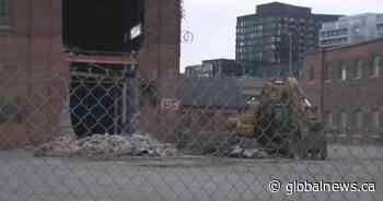 Provincial demolition of Toronto heritage buildings for affordable housing development raises community ire