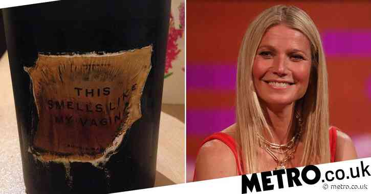 Gwyneth Paltrow's vagina candle explodes in woman's home: 'It could have burned the place down'