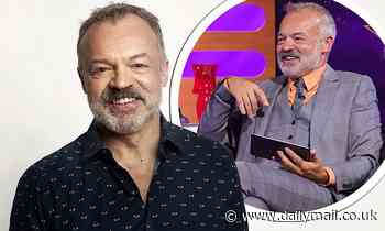 Graham Norton, 57, reveals lockdown made him reevaluate his plans to retire