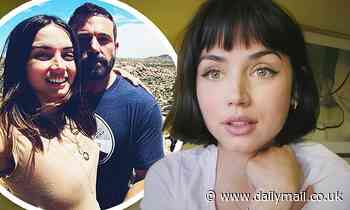 Ana de Armas is pictured with a new haircut amid split from Ben Affleck