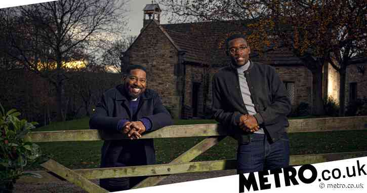 Emmerdale newcomers Kevin Mathurin and Emile John discover they might be related