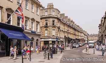 Historic city of Bath could close its centre to vehicles amid fears of terrorist attacks