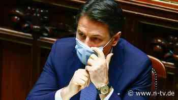 Machtpoker in Rom: Conte fährt Etappensieg ein