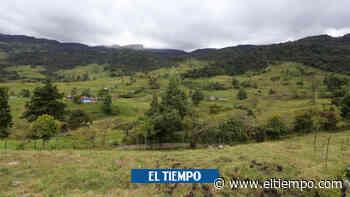 Reportan fallas en servicio de energía en municipios de Cundinamarca - ElTiempo.com