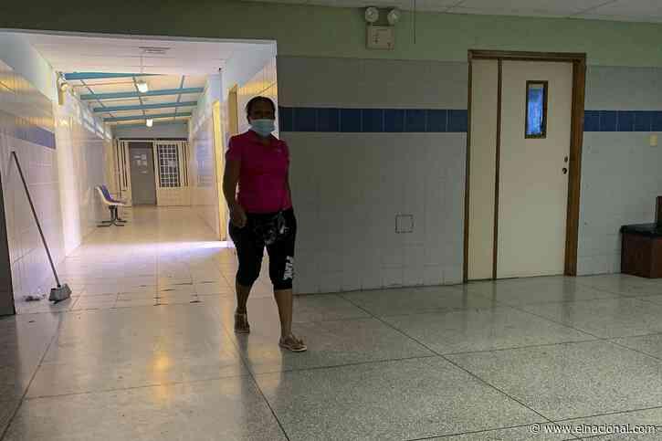 Régimen reportó 641 casos y 6 muertes por covid, entre ellas una niña de 4 meses