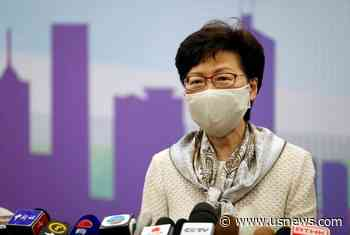 Hong Kong Leader Carrie Lam Says City to Extend Social Distancing Measures