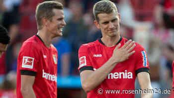 Lars und Sven Bender von Bayer Leverkusen äußerin zum Ende ihrer Karrieren - rosenheim24.de