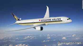 Singapore Airlines hopes to be world's first fully-vaccinated airline