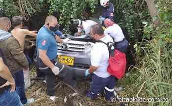 Un muerto y cuatro heridos deja accidente entre Buga y Guacarí - Prueba Sitio - El Tabloide