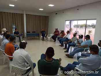 Aprosoja participa da DINETEC, em Canarana - O Documento - O Documento