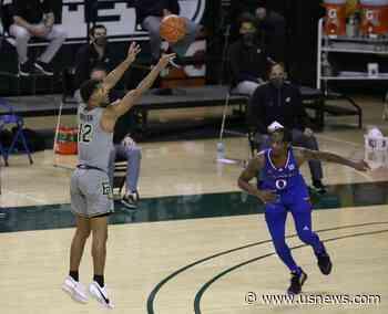 Butler Scores 30, Unbeaten No. 2 Baylor Tops No. 9 Kansas