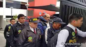Juez de Tacna desestima prisión preventiva para Los Saqueadores de Ilabaya - LaRepública.pe