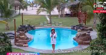 Maju Mantilla: conoce su hotel Aquamare Bungalows en Zorritos - América Televisión