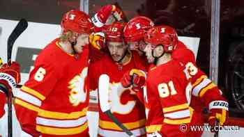 Johnny Gaudreau notches goal and assist as Flames win 2nd straight against Canucks