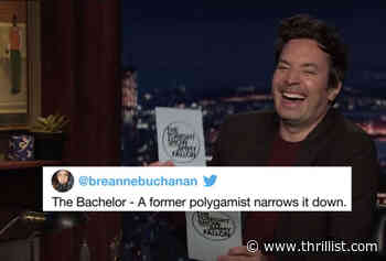 Watch Fallon Crack Up Over People Describing TV Shows Poorly - Thrillist