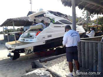 Agência da Capitania dos Portos em Aracati intensifica inspeções navais em municípios cearenses - Defesa - Agência de Notícias