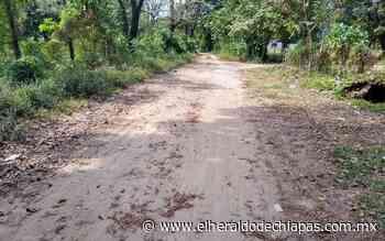 Carretera antigua a Montecristo se convierte en paso inseguro - El Heraldo de Chiapas