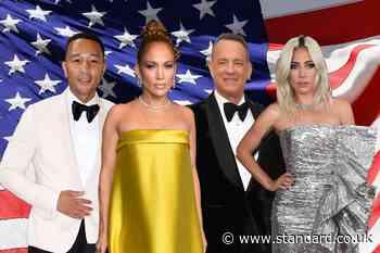 Joe Biden's inauguration will bring us some much needed glamour - Evening Standard