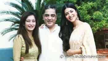 Kamal Haasan's surgery successful, thanks for prayers: daughter Shruti Haasan - India TV News