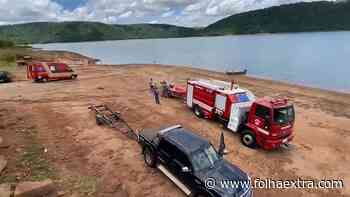 Encontrado corpo de mulher que estava desaparecida na represa de Chavantes - Folha Extra
