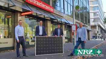 Kleve prüft die Förderung von Balkon-Photovoltaik - NRZ