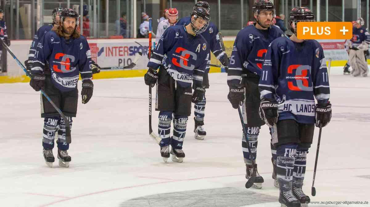 Eishockey: Wie das Präsidium des HC Landsberg auf das Debakel reagiert - Augsburger Allgemeine