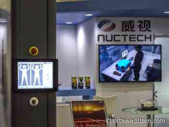 Canadian selection of Chinese firm for security equipment sparked major concerns in U.S.