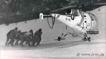 Vor 30 Jahren stirbt Reinstadler: Der schockierende Tod auf der Skipiste