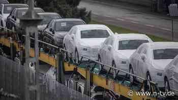 Neuzulassungen brechen ein: Europäischer Automarkt erlebt Horror-Jahr