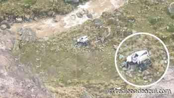 Accidente vehicular deja dos personas fallecidas en la vía Corani – Macusani - Radio Onda Azul