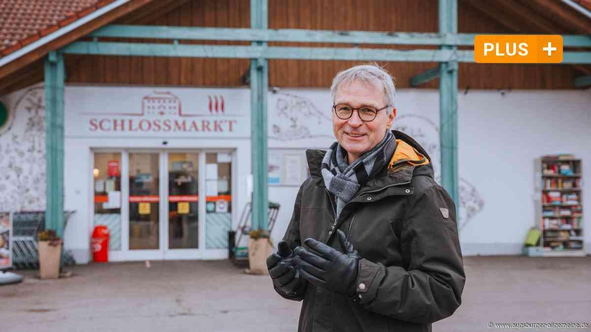Die Gemeinde Windach besitzt jetzt auch einen Supermarkt