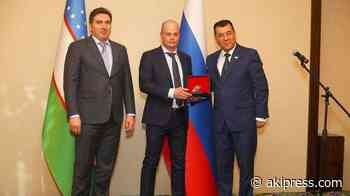 Uzbekistan awards 3 doctors from Novosibirsk for their contribution into Covid-19 battle - AKIpress