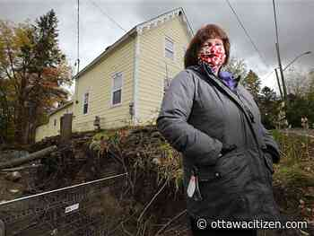 Egan: 'It looked like my house was going to fall over' from neighbour's dig