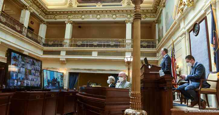 Utah lawmakers expect COVID-19 to enter the Capitol. Here's their plan to fight it and keep working.