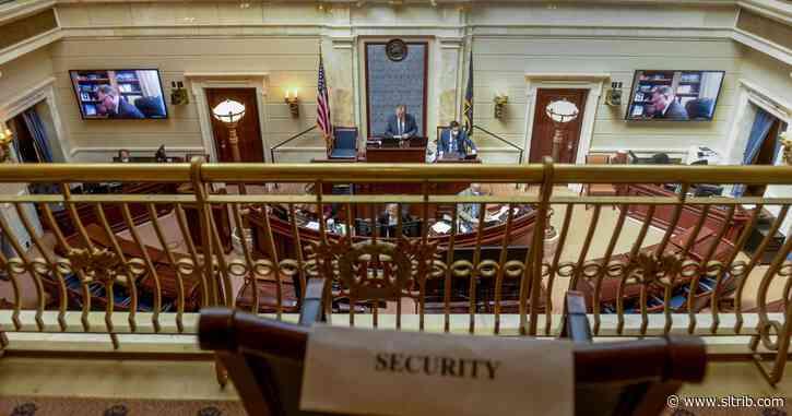 Utah Legislature convenes for lawmaking while bracing for protests