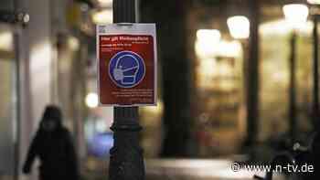 Neuer Entwurf aus dem Kanzleramt: Streit um Corona-Ausgangsbeschränkungen