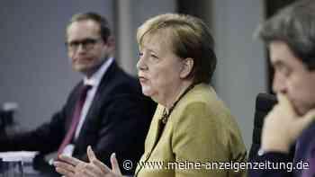 Corona-Gipfel mit Merkel: Neuer Entwurf aus dem Kanzleramt enthält Änderungen - Zoff um zwei Maßnahmen entbrannt