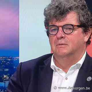 Bart Tommelein (Open Vld) over debacle met zonnepanelen: 'Ik ben niet trots dat dit nu gebeurt'