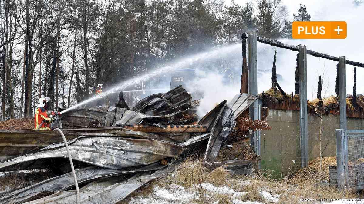 Nach Brand: St. Ottilien braucht Trinkwasser aus dem Tanklaster