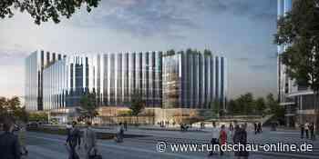 Neue Visualisierungen: So könnte die Messe-Zentrale in Köln aussehen - Kölnische Rundschau