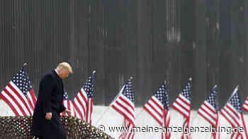"""Donald Trump: US-Wirtschaft kündigt scheidendem Präsidenten Gefolgschaft - Sturm auf Kapitol als """"Game Changer"""""""