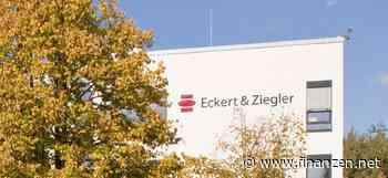 Eckert & Ziegler-Aktie legt zu und markiert neues Rekordhoch