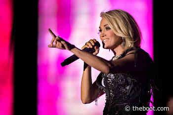 Carrie Underwood Shares Release Date for 'My Savior' Gospel Album