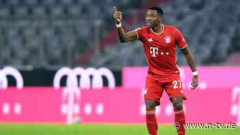 Sechs Klubs noch im Rennen: Der FC Bayern gibt David Alaba auf